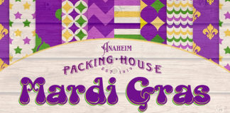 Anaheim Packing House Mardi Gras
