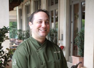 Chef Marc Johnson - Courtesy of Pelican Hill