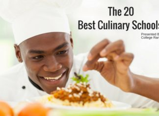 College Rank 20 Best Culinary Schools