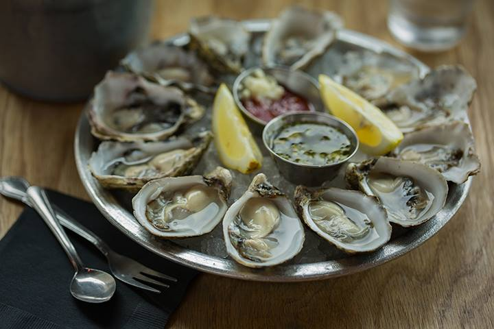 Emc Seafood Oysters