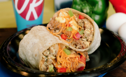 50% OFF Breakfast Burritos! @ Miguel's Jr. - Costa Mesa | Costa Mesa | California | United States