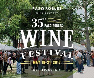 35th Annual Paso Robles Wine Festival @ Various Locations in Paso Robles | Paso Robles | California | United States