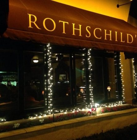 Rothschild's Logo Easter