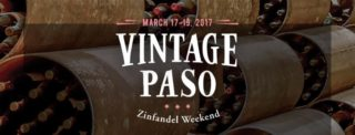 Vintage Paso Zinfandel Weekend