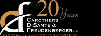 CDF Webinar @ Carothers DiSante & Freudenberger LLP | Irvine | California | United States