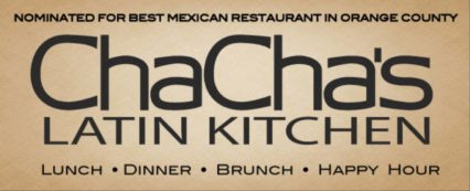 Champagne Brunch Sundays @ Cha Cha's Latin Kitchen - Brea