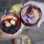 Cha Cha's Latin Kitchen Date Night Sangria