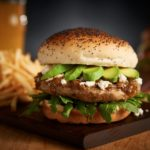 Eureka Spring Turkey Chipotle Burger
