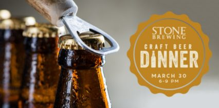 Stone Brewing Craft Beer Dinner @ Oak Grill at the Island Hotel - Newport Beach