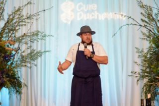 Cure Duchenne Dinner Chef Amar Santana