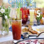 Lazy Dog Restaurant & Bar Easter Brunch Flyer