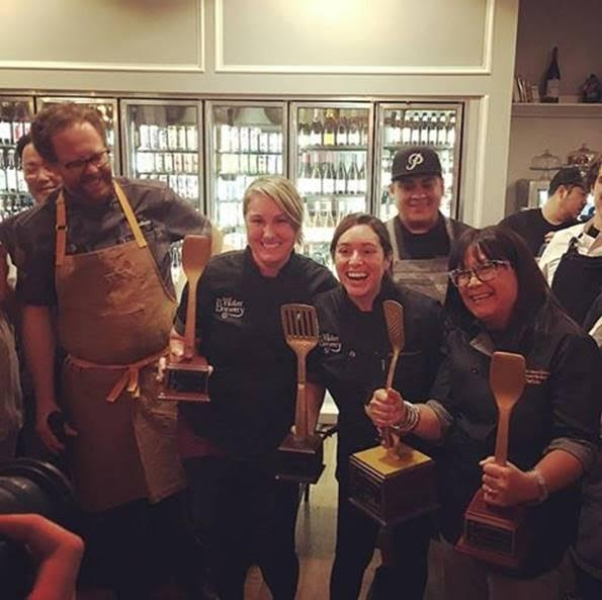 Big Cheese Competition Winners