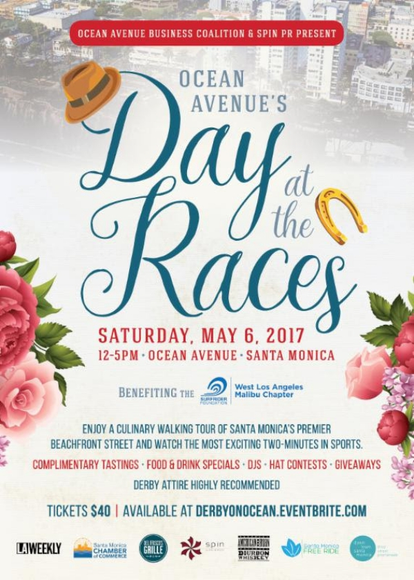 Day At The Races Flyer