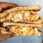 Lobster Grilled Cheese With Everything Sauce