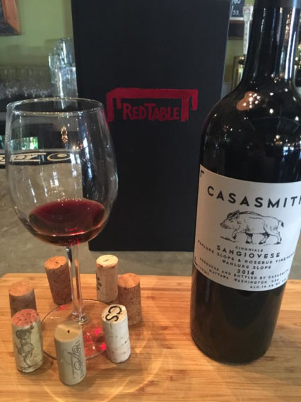 Red Table Wine Wednesday @ Red Table - Huntington Beach