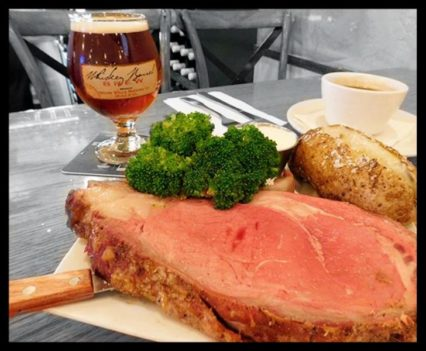 Friday Night Prime Rib @ Hangout Restaurant & Beach Bar (The) - Seal Beach
