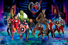 Marvel Universe Live! Age of Heroes @ Valley View Casino Center - San Diego | San Diego | California | United States