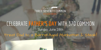 370 Common Father's Day Dinner