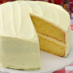 Portillo's Lemon Cake