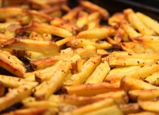 Coast Packing Ultimate French Fries Recipe