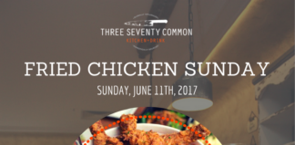 Fried Chicken Sunday - June 11th!
