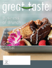 Great Taste Magazine 2017 May June Issue