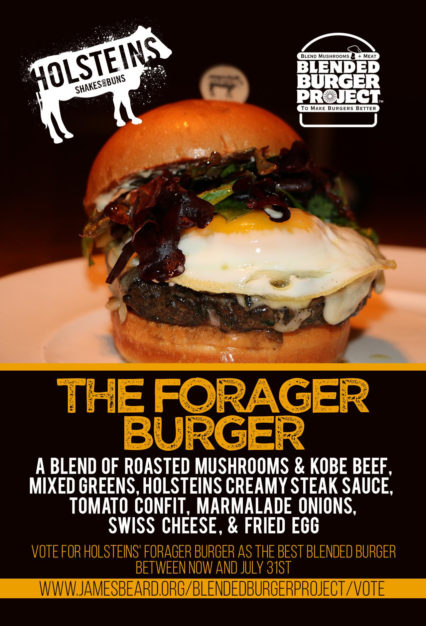 The Forager Burger