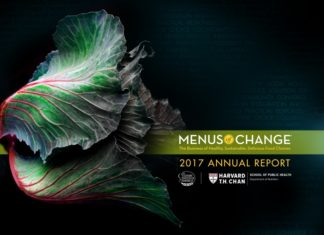 Menus Of Change 2017 Annual Report