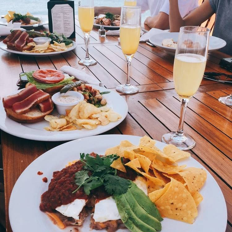 Rooftop Lounge Brunch