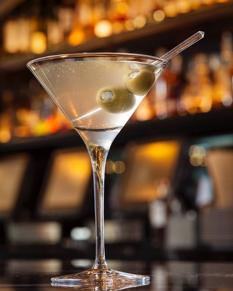 The Country Club Martini