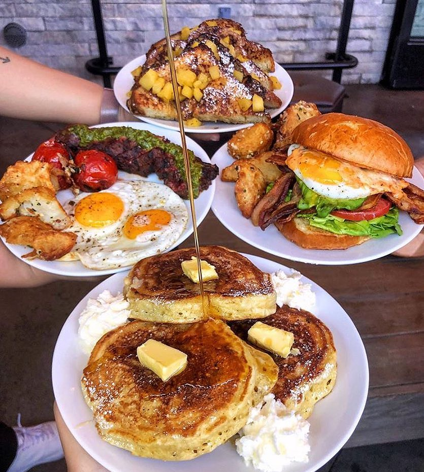 The Country Club Brunch