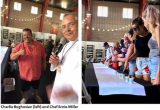 Coast Packing Beef Tallow French Fries Taste Test At OC Fair