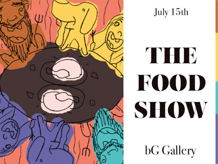 The Food Show Art