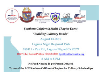 ACF Southern California Multi Chapter Family Picnic