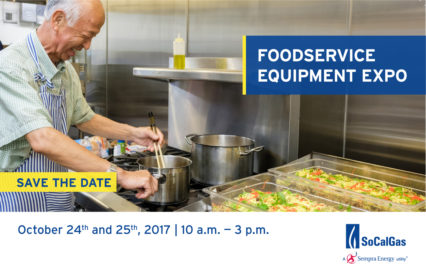 Foodservice Equipment Expo @ SoCalGas Energy Resource Center - Downey | Downey | California | United States
