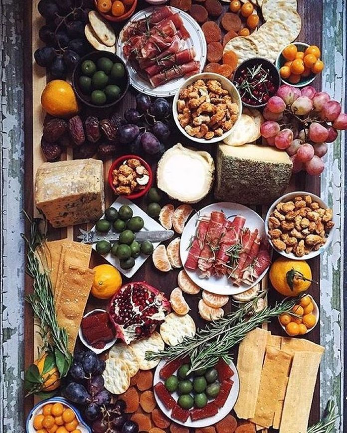 OCWineFest Charcuteri Spread Via Pinterest Courtesy Of OCWineFest Facebook