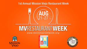 Mission Viejo Restaurant Week @ Participating Restaurants in Mission Viejo