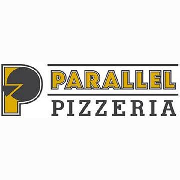 Parallel Pizzeria Logo