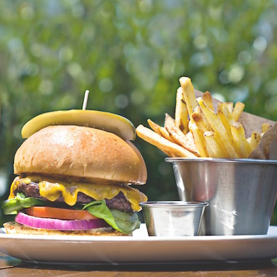 18th Anniversary $1.99 Burger Special @ TAPS Fish House & Brewery - Brea | Brea | California | United States
