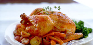Perfect Roast Chicken A97053 Horiz