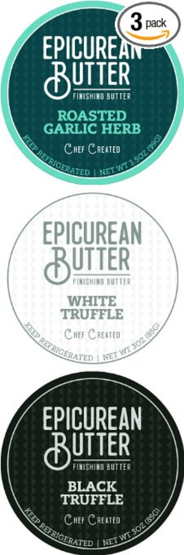 Epicurean Butter Variety Pack