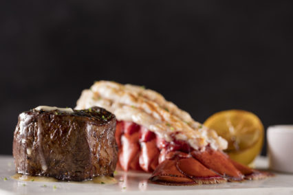 Ultimate Lobster & Filet @ Fleming's Prime Steakhouse & Wine Bar, Newport Beach | Newport Beach | California | United States