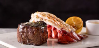 Flemings Filet Lobster Special