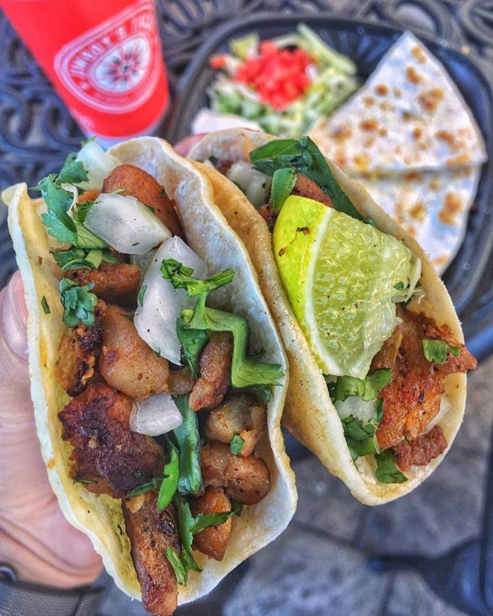 Jimboy's Tacos Street Tacos