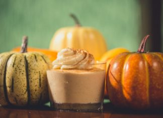 Pechanga Pumpkin Mascarpone Mousse 2
