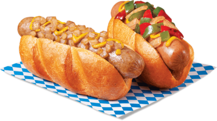 Oktoberfest Sausage Sandwiches @ Wienerschnitzel - Participating Locations