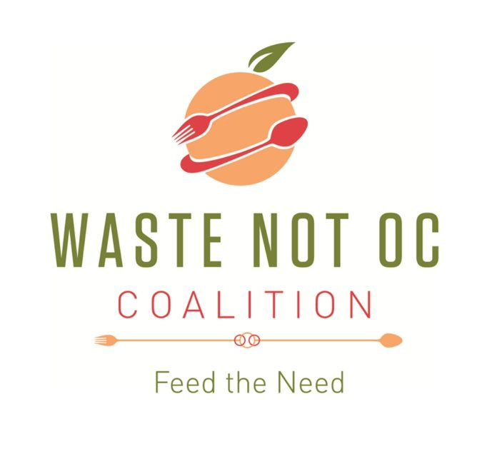 Waste Not OC Coalition Logo