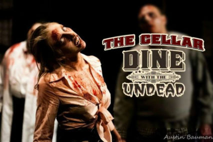 11th Annual Dine With the Undead @ The Cellar - Fullerton  | Fullerton | California | United States