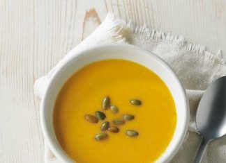 Panera Kid's Autumn Squash Soup