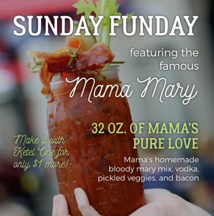 Sunday Funday @ Mama's on 39 Restaurant - Huntington Beach | Huntington Beach | California | United States